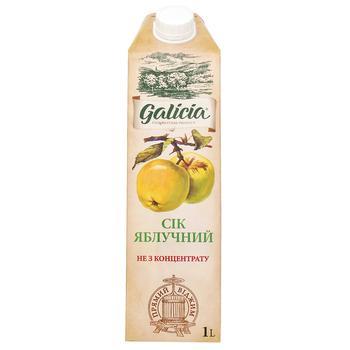 Сік Galicia яблучний 1л