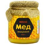 Novus Natural Acacia Honey 450g