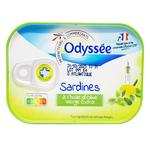 Сардина Odyssee в оливковій олії 135г