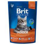 Корм сухий Brit Premium курица для котів, що живуть у приміщенні 300г