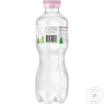 Morshynka non-carbonated for children from birth water 330ml - buy, prices for Furshet - image 4