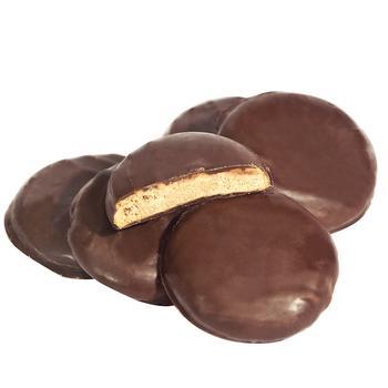 Печенье Выгода Смеричка сахарное глазированное весовое