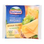 Сир плавлений Hochland Maasdamer скибочки 130г