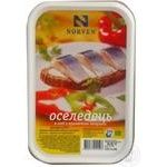 Fish herring Norven with paprika pickled 500g