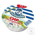 Сир Простоквашино зернистий кисломолочний 15% 300г