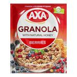 АХА Granola Cereals With Berries Dry Breakfast 40g