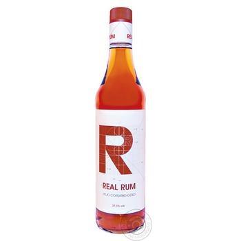 Ром Real Rum Gold 1л