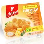 Нагетсы Легко! с сыром замороженные 450г