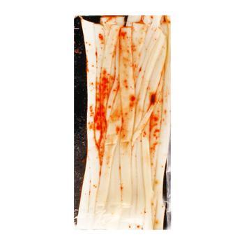 Сир розсільний соломка з папркиой 100г - купити, ціни на Ашан - фото 1