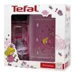 Tefal Princess Kids Lunchbox and Drinks Bottle 400ml