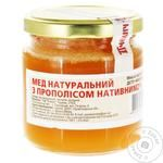 Pchelych Natural Honey with Propolis 275g
