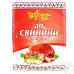 Приправа Українська Зірка для свинины 30г