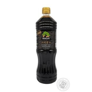 Bonsai Classic Soy Sauce 1l - buy, prices for Novus - image 2