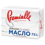 Масло Premialle Grand Classic солодковершкове 73% 180г