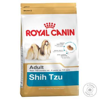 Корм сухий Royal Canin Adult Шитцу для собак від 10міс 500г - купити, ціни на Восторг - фото 1