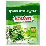 Приправа Kotanyi Французькі трави 17г
