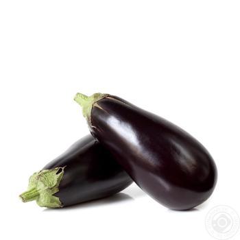 Imported eggplant
