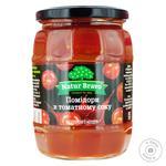 Tomatoes Natur Bravo in tomato sauce 720ml