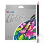 Олівці кольорові premium серія Artist 24 кольорів