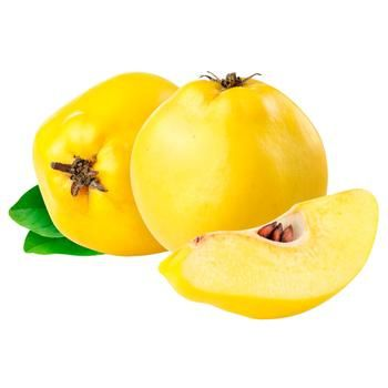 Quince weighable