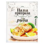 Lasochka Pava Priprava Seasoning for Fish 30g