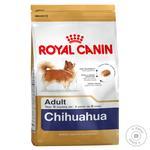 Корм сухий Royal Canin Чіхуахуа Adult для собак від 8міс 500г - купити, ціни на Восторг - фото 1