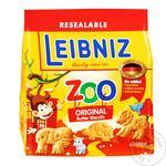 Печенье Leibniz Zoo Original 100г