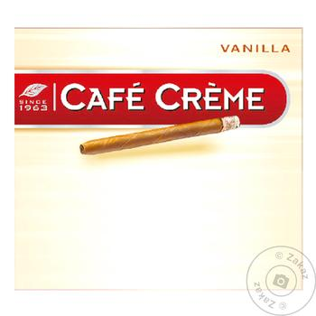 Сигары Cafe Creme Vanilla