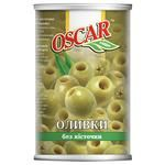 Oscar Pitted Olives 280g