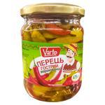 Varto Pickled Hot Pepper 480g