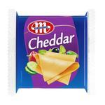 Mlekovita Processed Cheddar Cheese 49% 130g