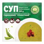 Суп гороховый Ласочка Пикантный 160г