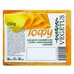 Продукт соєвий Vegetus Сир Тофу сирний 250г