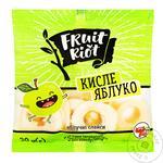 Fruit Riot Sour Apple Apple Slices 30g