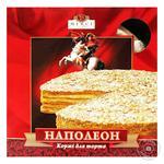 Коржі для торта Мерсі Наполеон 400г