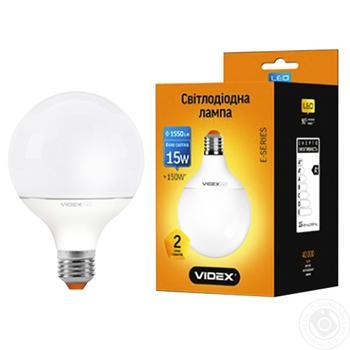 Videx LED Lamp 15W E27 4100K