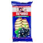 Печенье Фуршет со вкусом смородины 300г - купить, цены на Фуршет - фото 1