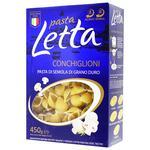 Макароны Pasta Letta ракушки 450г