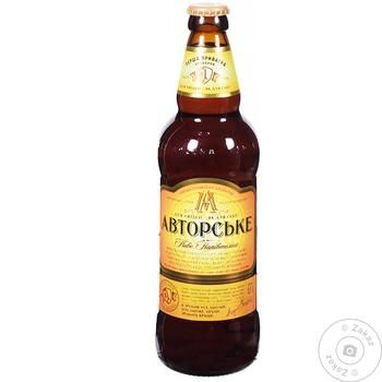 PPB Avtorske Semi-Dark Beer 7% 0.5l