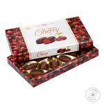 Конфеты Бисквит-шоколад Cherry 200г