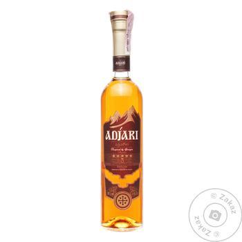 Коньяк Adjari 5 лет 40% 0,5л