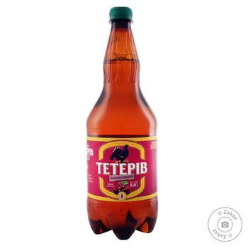Пиво ППБ Тетерев Хмельная вишня полутемное 8% 1,2л - купить, цены на Фуршет - фото 2