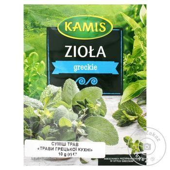 Spices Kamis Herb mix 10g - buy, prices for Novus - image 1