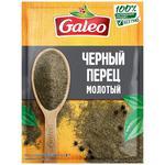 Galeo Ground Black Pepper 15g