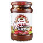 Аджика Королевский вкус Кавказская 300г - купить, цены на Novus - фото 1