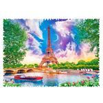 Пазл Trefl Небо над Парижем 600елементів