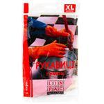 Перчатки хозяйственные Linpac резиновые XL 2шт.