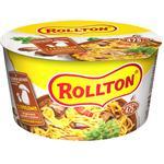 Локшина Ролтон яєчна з грибами швидкого приготування 75г
