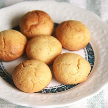 Швидке печиво зі згущеного молока