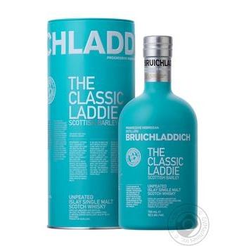 Whiskey Bruichladdich single malt 50% 700ml Scotland England
